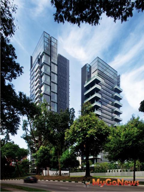 新加坡豪宅推手SCDA高雄超豪個案