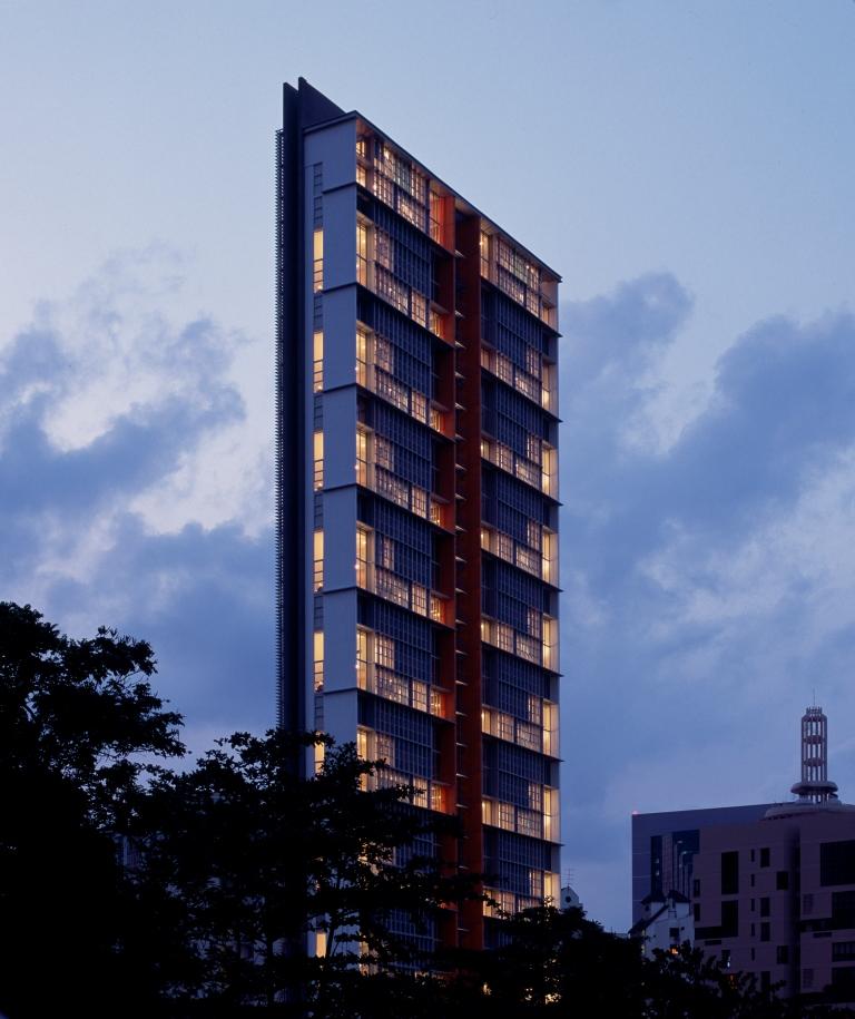 造一座天空之家!窺探新加坡SCDA建築師事務所 頂尖高樓住宅的設計語言