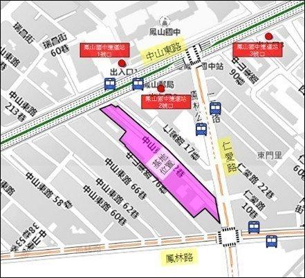 韓國瑜蓋捷運青年宅 高雄首件「公辦都更案」拍板