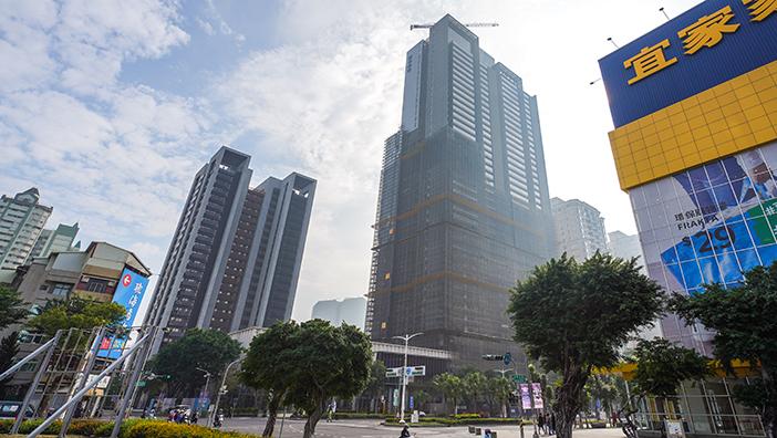 高雄豪宅市場 亞灣躍升一級戰區