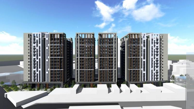 高市首件公辦都更案今簽約 主力2~3房捷運宅